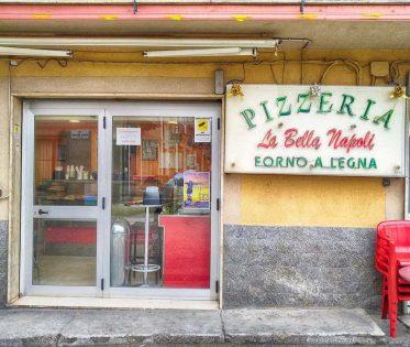 """""""Bella Napoli"""" Pizzeria a taglio"""