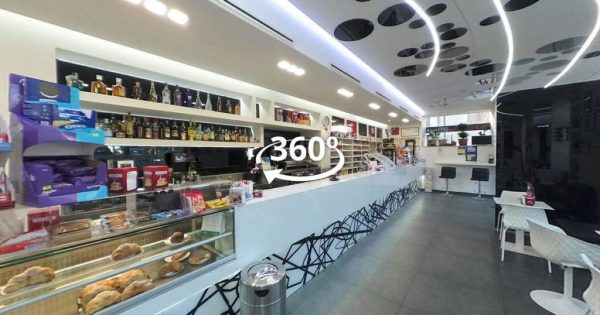 """Caffè Noir"" Bar"