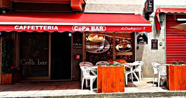 """""""CoPa bar"""" Caffetteria • Bar"""