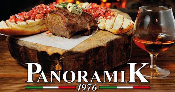 """""""Panoramik"""" Ristorante•Pizzeria•Sala Ricevimenti•Bar"""