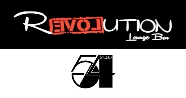 """Revolution"" Lounge Bar • Gelateria•Caffetteria•Tabacchi – ""Studio54"" Locale Eventi"