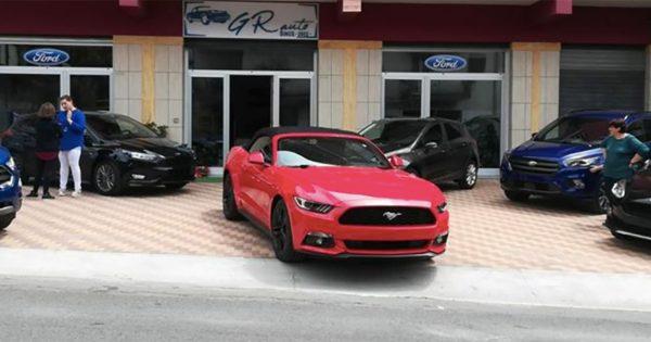 """""""GR AUTO"""" Rivenditore di auto Ford"""