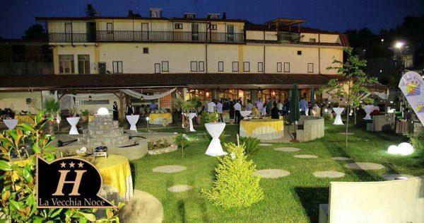 """""""La Vecchia Noce"""" Sala Ricevimenti/Catering/Hotel***"""