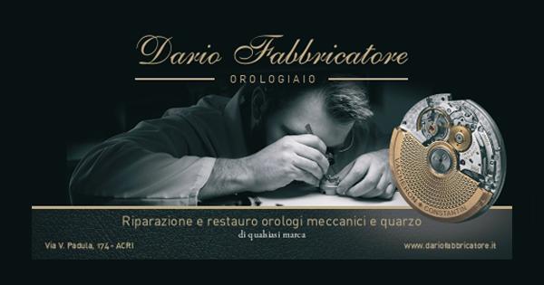Dario Fabbricatore Gioielleria- Orologeria