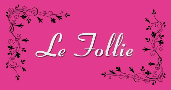 """""""Le Follie"""" Accessori moda e Articoli da Regalo • Pelletteria • Profumeria • Bigiotteria • Articoli per Bambini"""