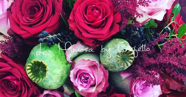 """""""La Mimosa"""" by Orfello – Interflora"""