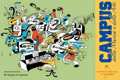 19-29 Agosto • Campus di Musica • 7° Edizione