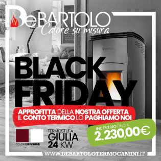 Black Friday De Bartolo Termocamini