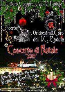 Concerto di Natale • 16 Dicembre