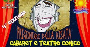 """21/22 ago – """"Albatraz"""" Prigionieri della Risata – Alba Adriatica"""