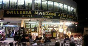"""Galleria d'Arte """"MANZONI"""" • Casa d'Aste"""