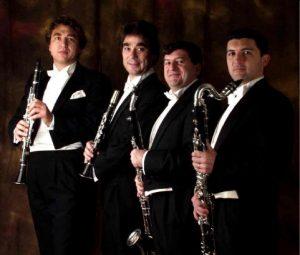28 Luglio: ALBA IN RISVEGLIO II Ed.- Quartetto di Clarinetti