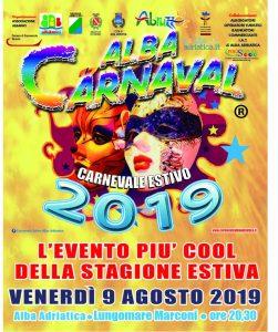 9 Agosto: ALBA CARNEVALE