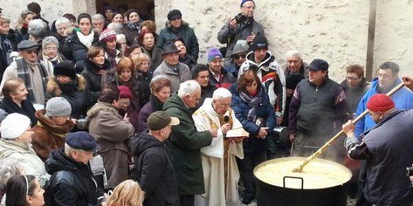 """17 gen – """"Festa di S. Antonio Barone"""" Scanno"""