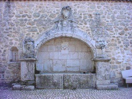 """""""Fontana del Pisciarello"""" Scanno"""