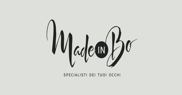 """Ottica """"Made in Bo"""""""