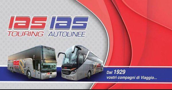 IAS Autolinee – Corse interregionali, regionali e urbane