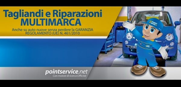 """""""Officina Roselli"""" Point Service"""