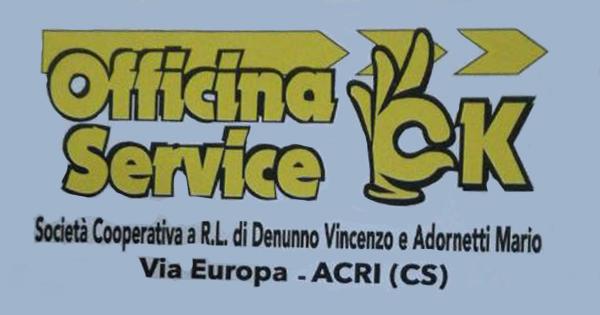 """""""Officina Service OK"""" di Denunno Vincenzo e Adornetti Mario"""