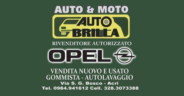 """""""Autobrilla"""" Concessionario OPEL Autolavaggio/Gommista/Noleggio Auto"""