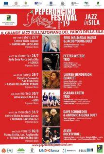 Peperoncino Festival jazz in Sila