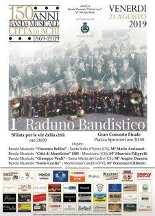 150 anni banda musicale città di Acri