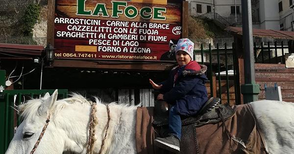 """""""La Foce"""" Ristorante/Trattoria"""